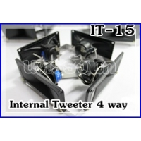 180 Internal Tweeter 4 WAY WITH MOTOROLA PZ-1