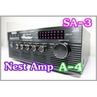 044-03 Swiftlet Amplifier Nest Amp A4