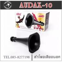 718-AUDAX AX-10 อินโดนีเซีย ลำโพงเสียงนอก