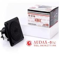 715 -AUDAX AX-61-c สีดำ