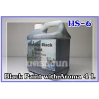 088 HS-6 Black pain twith Aroma 4  L
