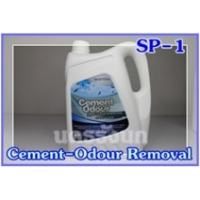 091 SP-1 Cement-Odo ur Removal Blac k paint with Ar oma 4 L