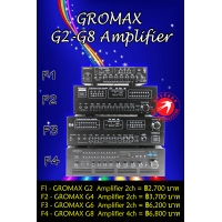 GROMAX Amplifier