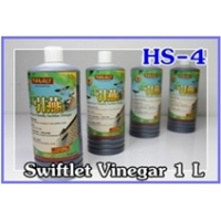 086 HS-4 Swiftlet Vinegar 1 L