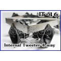 179 Internal Tweeter 4 way with Motorola PZ-8