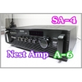 028 Swiftlet Amplifier Nest Amp A6