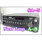 029 Swiftlet Amplifier Nest Amp A8