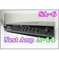 044-06 SA-6 Swiftlet Amplifier Nest Amp A14