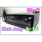 031 SA-7 Swiftlet Amplifier Nest Amp A16