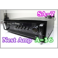 044-07 SA-7 Swiftlet Amplifier Nest Amp A16