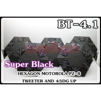 045-Super black Hexagon 45 up