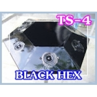 039 TS-4 BLACK HEX