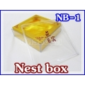 173 NEST BOX (LARGE) SIZE: 15.5CM X 15.5CM X 5.5CM