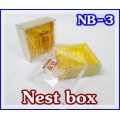 175 NEST BOX (SMALL) SIZE: 10CM X 10CM X 5.5CM