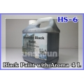 088 HS-6 Black pain t with Aroma 4  L